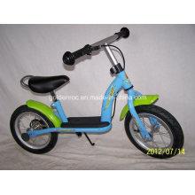 Bicicleta de equilibrio de cuadro de acero (PB213-5D)