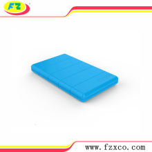Silica gel USB3.0 Custom External HDD Enclosure
