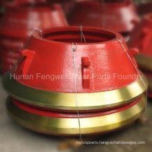Cone Crusher Parts for Metso, Sanbao, Symos