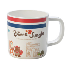 "100% Melamine Dinnerware- ""France Bear""Series Melamine Mug (FB7102)"