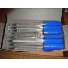 Thermomètre clinique à mercure buccal (OS1016)