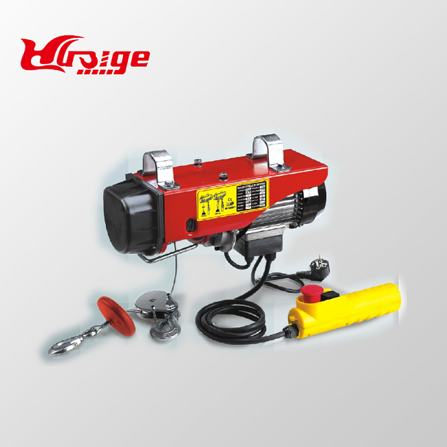 MINI+Electric+Wire+Rope+Hoist+Small+HoIst+200kg
