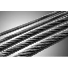 Трос из нержавеющей стали 316 1x19 20,0 мм
