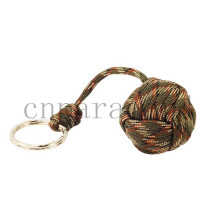 New style Army green camo paracord monkey fist wholesale
