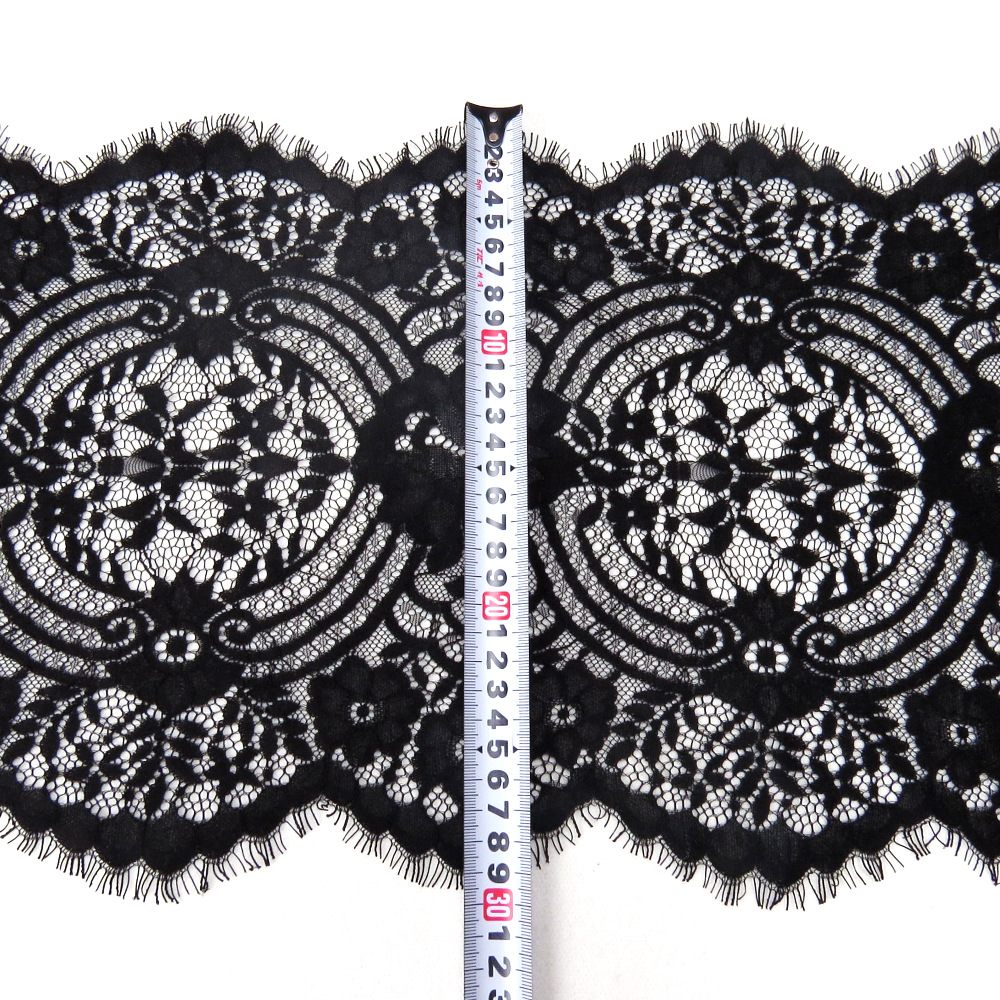 Rigid lace