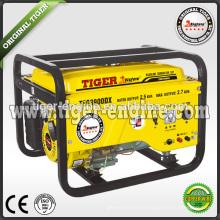2.7KW 5.5HP TEG3900DX Groupe électrogène à essence