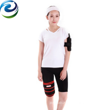 Available Sample Soft Material Carbon Fiber Thermowrap Heating Leg Pad