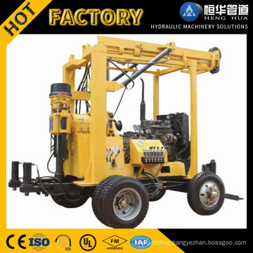 Spindle Type Drilling Rig and Rotary Table Drilling Rig