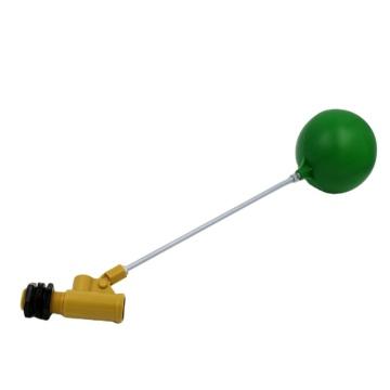 Бак для туалетной воды ABS пластиковый поплавковый шаровой клапан