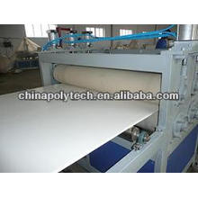 Línea de extrusión / máquina de extrusión de cartón PVC para baño