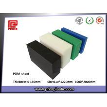 Matériau de polyacétal de Delrin avec d'excellentes propriétés mécaniques