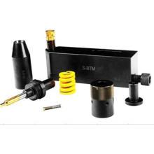 Punzón y troquel para herramientas de juntas tóricas