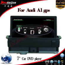 Auto für Audi A1 2010-2015 mit 7inch GPS Navigation / Dvt-T Video Bt