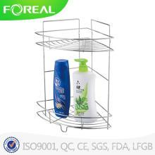 Support de shampooing Corner de salle de bain de haute qualité