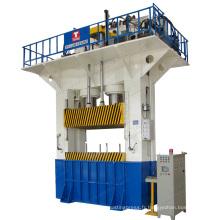 1500 tonnes de presse hydraulique