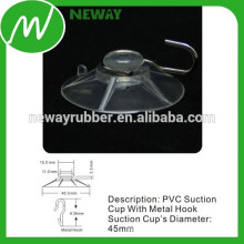 Nonstandard Custom 45mm Hook Suction Cup