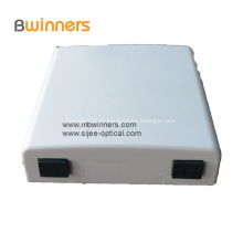 Placa de Mini Fibra Óptica de 2 Portas
