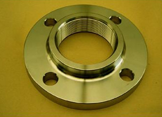 threaded flange