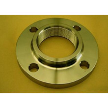 CARBON STEEL BSPT THREAD FLANGE