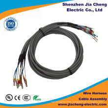 USB Cable Assembly with Molex Connector