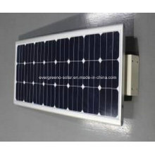 All in One Solar Light Integrated Solar Street Light 80W