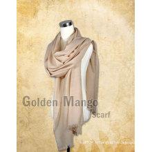 Écharpes en laine de grande taille en laine