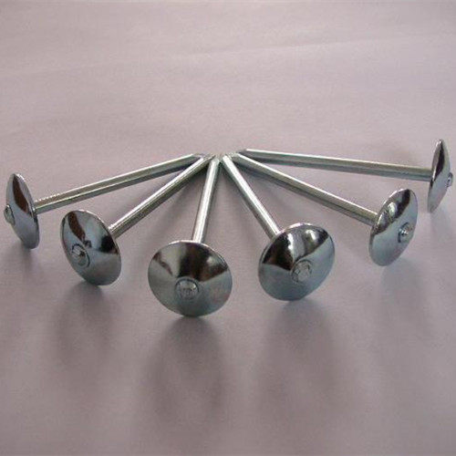 Galvanized Umbrella Roofing Nail