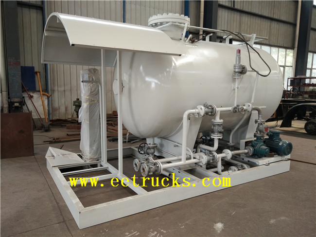 5000 Liters LPG Filling Plants