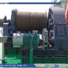 Molinete hidráulico hidráulico de alta qualidade para escora de navio (USC-11-014)