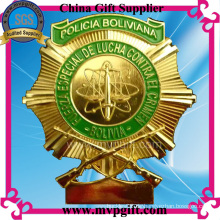 Hochwertiges Polizei-Abzeichen vom professionellen Hersteller