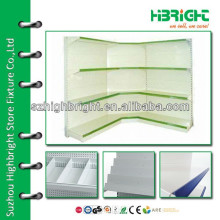 high quality customized wall display shelf
