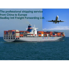 Freight Forwarding Door to Door Service From China to The World
