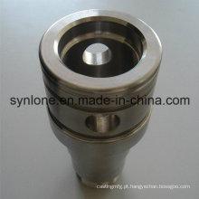 As peças de aço inoxidável perderam a carcaça da cera com superfície de alta qualidade