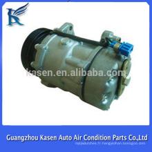 Compresseur à air comprimé VISTEON-SCROLL 12v pour Ford Galaxy, Seat Alhambra, VW Caddy 7M0820803D 1H0820803D