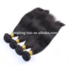 Perruque de cheveux humains de première qualité de cheveux brésiliens bruts de trame de cheveux humains de Qingdao à vendre