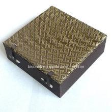 Personalizado de impressão de papel Board Gift Packing Box