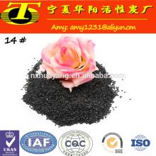 Оптовая профессиональный черный корунда плавленого глинозема оксида для отрезных кругов