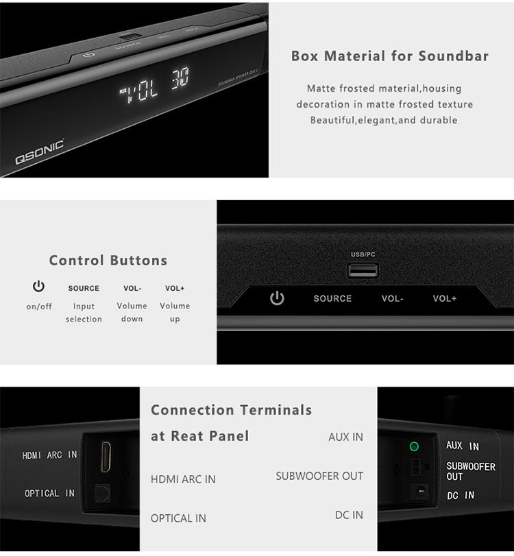 Soundbar Function