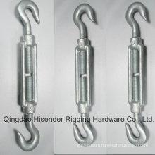 Turnbuckle, Rigging Hardware, Eye-Hook, European Type, Us Type, DIN1480, Jin Frame Type, Ss316 Ss304 European Frame Type