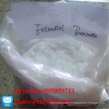 99% Antiacné anti-cancéreux femelle Estradiol Benzoate CAS 50-50-0 de stéroïdes