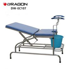 DW-EC107 Table d'examen et d'examen électrique du patient