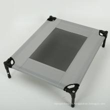 Cama elevada elevada removível removível do cão da cama do animal de estimação do tamanho 4 da cor 4