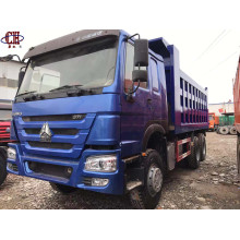 Camión volquete Sinotruck Howo 6 * 4 371HP usado