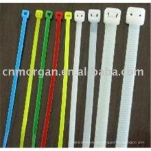Hersteller gute Isolierung bunte Nylontaschen Kabelbinder