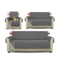 Housse de canapé de luxe à gaufrage ultrasonique