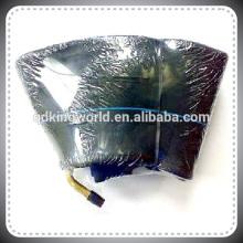 Bent Valve inner tube 3.50-10