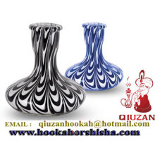 Beautiful Medium Size Glass Hookah Bottle