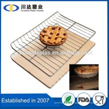 PFOA reutilizável livre teflon assadeira antiaderente alta temperatura resistência 500F
