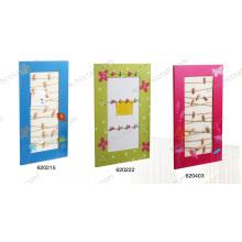 Lovely Memo Board com clip de madeira