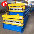Color steel commercial metal roof&wall  panel machine